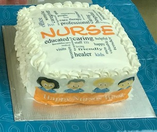 Nursing Week cake