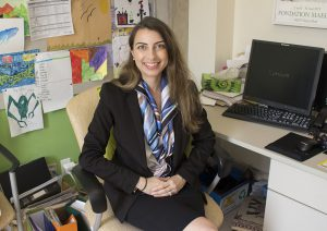 Dr. Paola Habib, JGH Director of Child Psychiatry