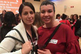 Stephanie Jardim (left) and Sonia Ribeiro Ferraria, Specialized Educators