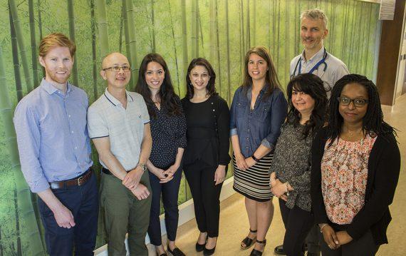 Équipe du Programme de nutrition-réadaptation en oncologie de McGill
