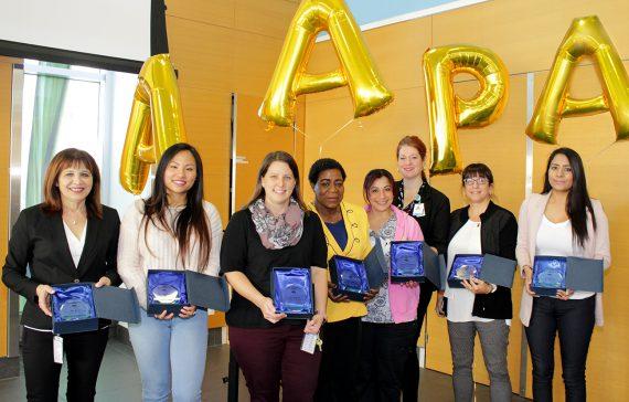 AAPA winners