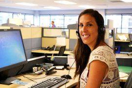 infirmière clinicienne au service d'Info-Santé