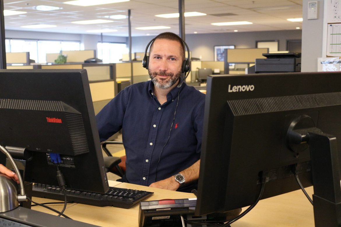 RXVigilance is very useful for healthcare professionals needing rapid access to information about medication, among them Assistant Nurse to immediate superior Daniel Levac, 18-year veteran at Info-Santé.