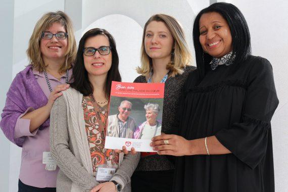 L'équipe de première ligne spécialiste des maladies chroniques du CLSC de Benny Farm