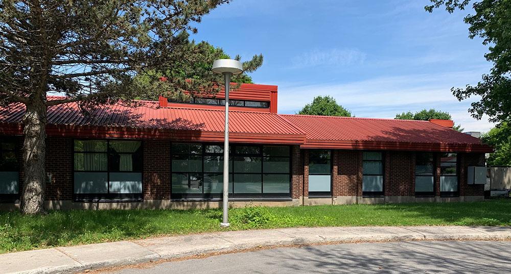 Complexe Guimont du Centre Miriam, situé à Laval