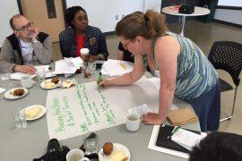 Meeting facilitation at SHERPA