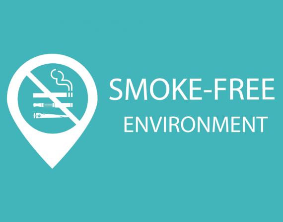 Smoke-free environment