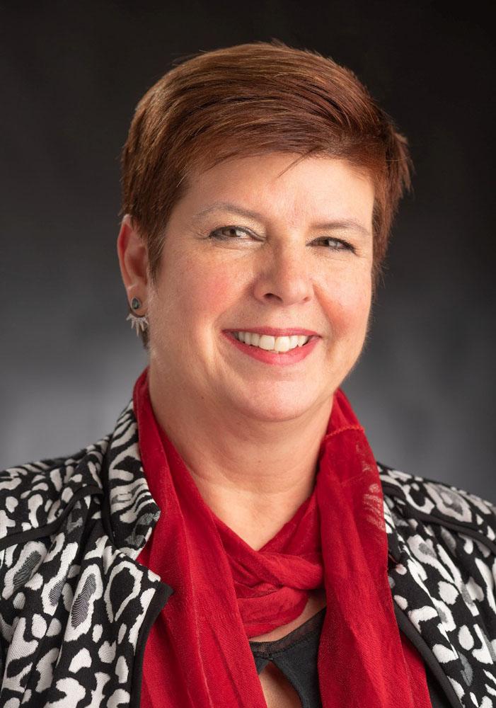 Lucie Tremblay, Directrice des soins infirmiers, CIUSSS Centre-Ouest Montréal