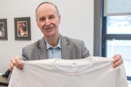 Le Dr Lawrence Rosenberg, président-directeur général du CIUSSS du Centre-Ouest-de-l'Île-de-Montréal