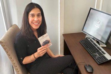 Rachelle Fagen, psychoéducatrice au sein du programme de pédopsychiatrie à l'Hôpital général juif