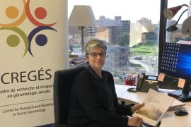 Social Worker Zelda Freitas, Coordinator of the Caregiving area of expertise at CREGÉS, says rituals help people deal with their grief