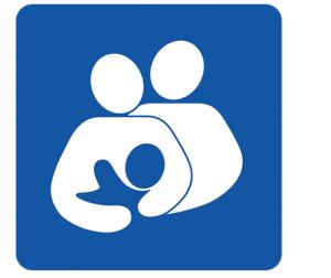 Un logo d'identification sera apposé à l'extérieur de la nouvelle salle d'allaitement à l'HGJ