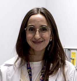 Dr. Leighanne Parkes, infectious disease specialist and microbiologist at the JGH