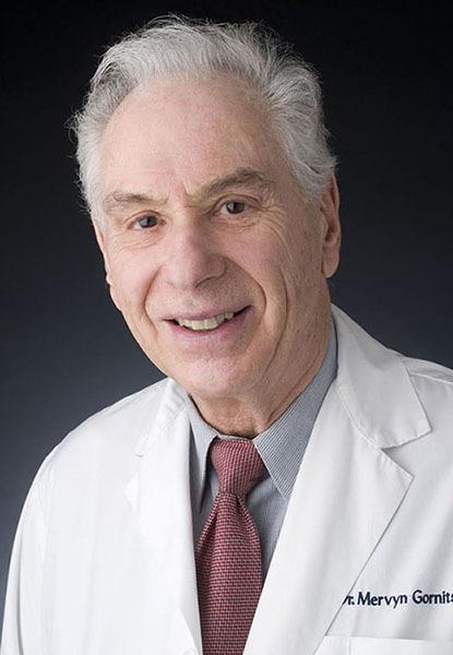 Dr Mervyn Gornitsky