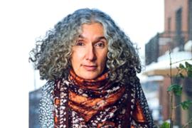 La Dre Cécile Rousseau, responsable de l'Équipe clinique de polarisation du CIUSSS du Centre-Ouest-de-l'Île-de-Montréal