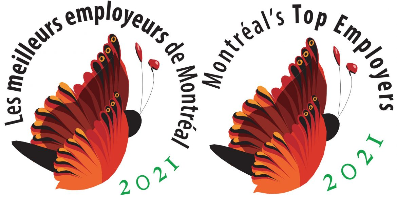 Meilleurs Employeurs de Montréal 2021