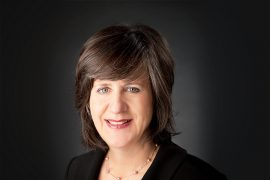Beverly Kravitz, Director of Human Resources, Communications, Legal Affairs and Global Security