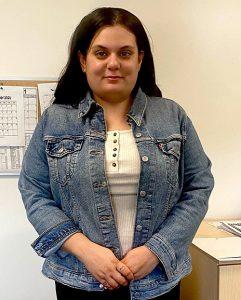 Cintia Miletti, Medical Secretary in the Division of Gastroenterology